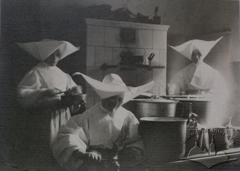 Львівські кухарки, 1915 р.