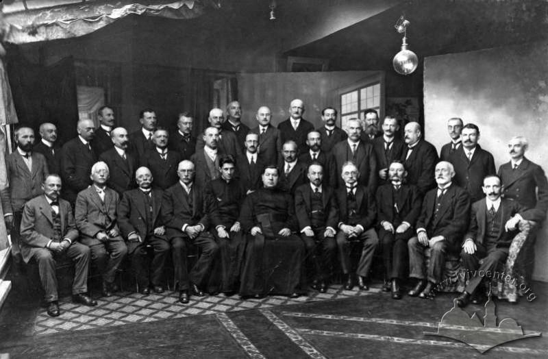 Єврейські військові заручники, які були вивезені до Нижнього Новгорода, 1915 р.